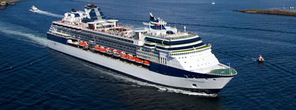 Лайнер Celebrity Constellation