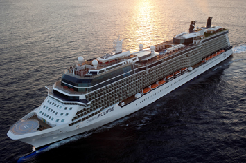 Лайнер Celebrity Eclipse