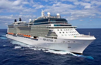 Лайнер Celebrity Reflection