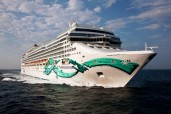 Лайнер Norwegian Jade