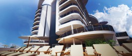 Лайнер MSC Seaside